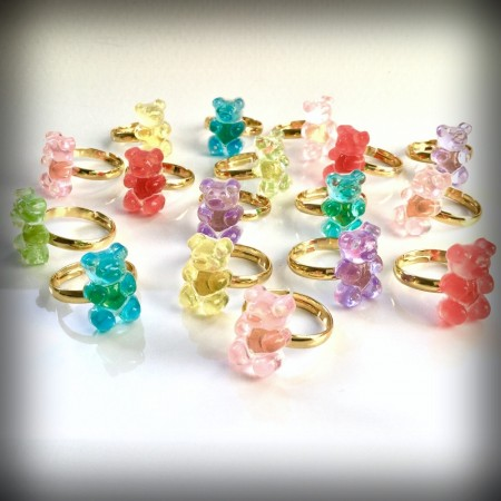 Gummybears ring